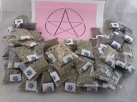 70 Herb Kit wicca pagan spells