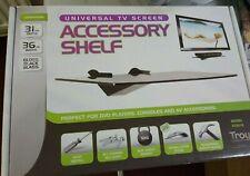 Accessory universal screen shelf