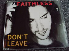 Faithless-Dont Leave-Maxi CD-Made in Holland-35:30