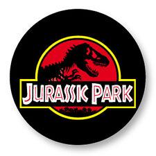 "Pin Button Badge Ø25mm 1"" Jurassic Park Film Movie Steven Spielberg Dinosaure"