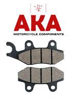 Front Brake Pads Honda XL125 V Varadero 2001 to 2011 FA197 AKA