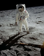 Apollo Moon Landing NASA Neil Armstrong 11 x 14 Photo Picture Poster #1m