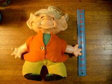 Large Vintage Irish Troll: Scandia House Enterprises, Shamrock, leprechaun