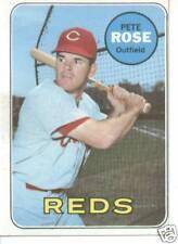 1969 Topps Pete Rose Reds  EX MINT O/C  # 120