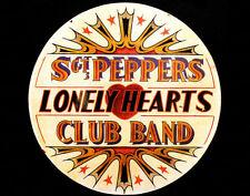 "The Beatles Alternate Sgt Pepper drumskin Photo Print 14 x 11"""