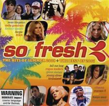 SO FRESH Summer 2008 & Best 2007 2CD Rihanna Killers Fergie Mika Sean Kingston +