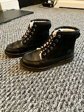 Ugg Boots (Women's) Size 3  (Lace Up & Fur Lined)