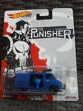 Hot Wheels The Punisher Punisher Van  Premium Real Riders New 2019