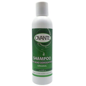 Demodex Solution Shampoo for Humans by Ovante - 6.0 oz