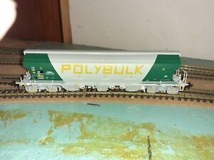 Bachmann 38 426 Polybulk Covered Grain Hopper Wagon (1 of 4)