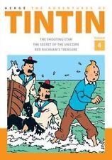 TINTIN 3 COMPLETE ADVENTURES IN 1 VOLUME Vol 4 - NEW