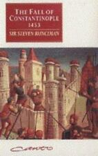 The Fall of Constantinople 1453 (Canto) Runciman, Steven Paperback