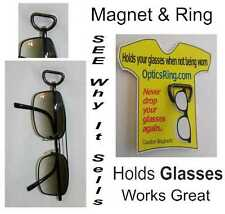 Magnetic Eyeglass Holder Magnetic glasses holder