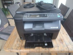 Fuji Xerox colour laser printer