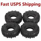 """4Pcs Ax-4020 1.9"""" 110mm Tires Tyres for 1/10 D90 SCX10 CC01 RC Rock Crawler"""