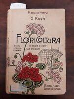 1928 - FLORICOLTURA - MANUALI HOEPLI