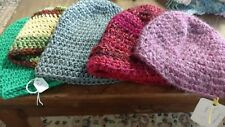 wholesale lot crochet beanies (5)