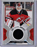 CORY SCHNEIDER 17/18 Upper Deck UD Game Used Jersey GJ-CS New Jersey Devils Card