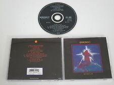 Énigme/MCMXC a.D. (virgin 0777 7862242 0) CD album