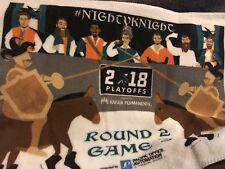 San Jose Sharks 2018 VS Las Vegas 4/30 RD 2 Game 3 Rally Towel Playoff Mode