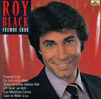 ROY BLACK : FREMDE ERDE / CD