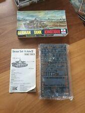 ESCI #8008 1:72 German Tank Kingtiger