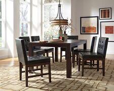 Progressive Furniture P109D-61 Dining Uph Chairs (2/Ctn) - Dark Chocolate New
