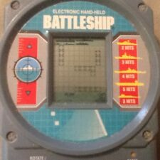 Classic Battleship Electronic Hand-held Game including Instructions