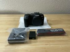 Pristine Canon EOS RP 26.2MP Mirrorless Camera Body