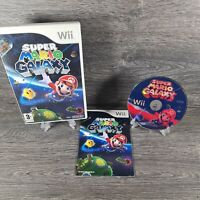 Super Mario Galaxy Nintendo Wii UK PAL **FREE POSTAGE**