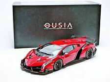kyosho Lamborghini Veneno Roadster 1:18 diecast model supercar RED