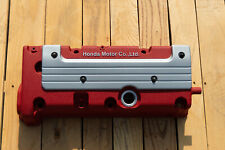 Honda K20 K24 rsx civic accord type r valve cover Powder Coated JDM Wrinkle Red