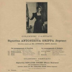 GREAT ITALIAN SOPRANOS 78 RPM ERA VOL. 3 CD