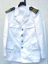 SFRJ YUGOSLAVIA - YUGOSLAV PEOPLE'S ARMY-NAVY UNIFORM JACKET BATTLE SHIP CAPTAIN