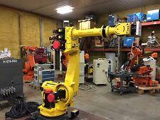 Fanuc Robot, Welding robot, robot, Fanuc R2000, Used Robot, Fanuc 430 robot, ABB