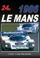 Le Mans 1986 - Review (New DVD) The Worlds greatest 24 Hour Endurance race