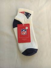 NEW ENGLAND PATRIOTS KIDS SOCKS, FAN STYLE HEAD TO TOES,NFL LICENSED  NWT