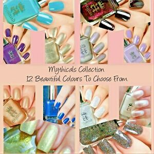SUPERB QUALITY - A England Nail Polish 11ml The Mythicals Collection -12 Colours