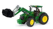 Bruder 03051 Traktor John Deere 7930 mit Frontlader, Bulldog, Trekker 3051 Neu
