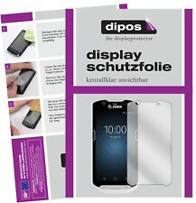 2x Zebra Tc56 Screen Protector Protection Crystal Clear Dipos