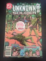 Unknown Soldier (1977 1st Series) #265 VF Very Fine DC Comics Newsstand