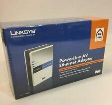 Linksys PowerLine AV Ethernet Adapter PLE200