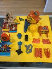Centurions Power Extreme 1986 Kenner Accessories Lot Helmet Tidal Parts