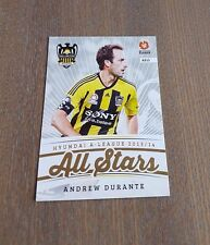 2013-14 A LEAGUE SOCCER TRADING CARDS ALL STARS ANDREW DURANTE CARD AS13