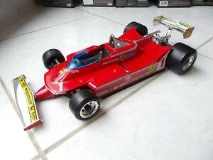 Ferrari 312 T5 Jody Scheckter #1 1980 2108 1/14 Burago Bburago F1 Formula 1