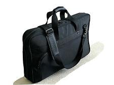 Briggs & Riley Black Garment Bag Luggage Carry-On Travel 22x13x3 Exc Plus