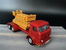 Vintage Die-cast Joal 207 Truck With Marine Motor Load, 1:50 Scale