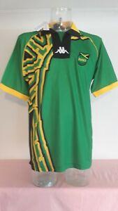 Jamaica Jamaican football shirt size xl green