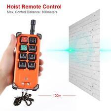 24VDC Hebezeug 1 Speed Radio Funkfernsteuerung Steuerung Empfänger Kran Baukran