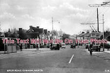 HA 192 - Spur Road, Cosham, Hampshire - 6x4 Photo